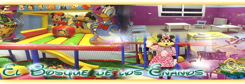 Elbosquedelosenanos for Alquiler parque de bolas